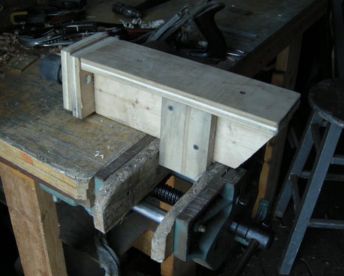 Router Table Tenon Jig