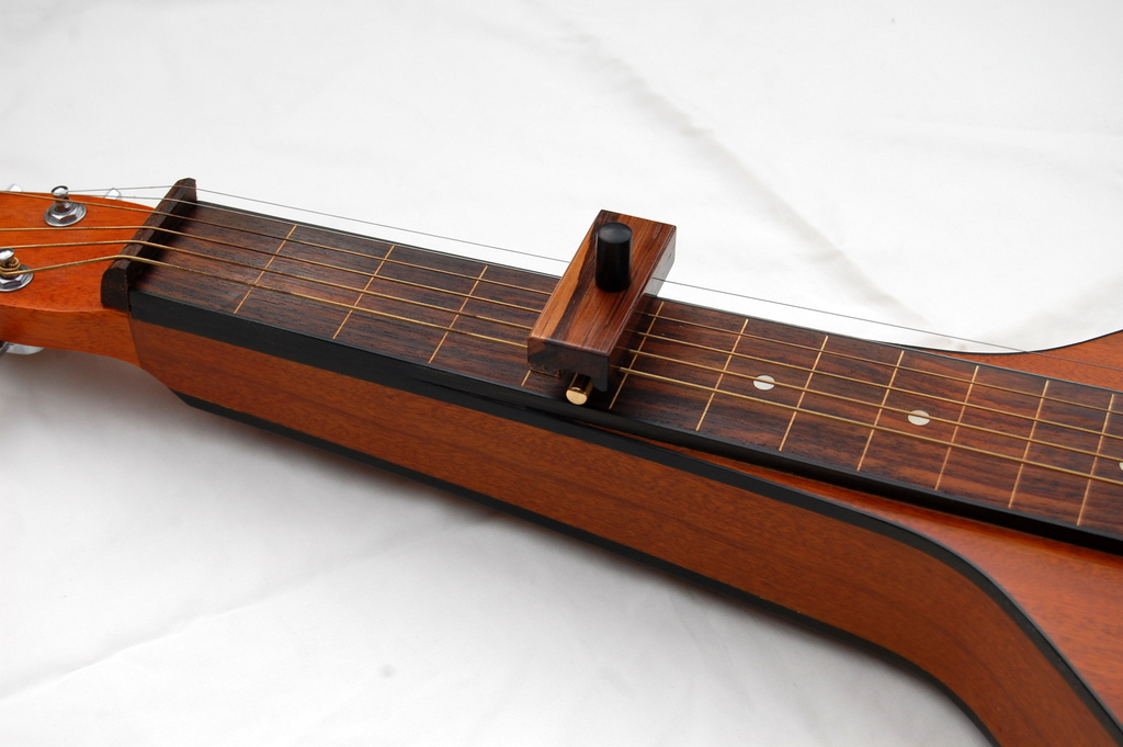 Capo For Lap Steel Guitar Finely Strung