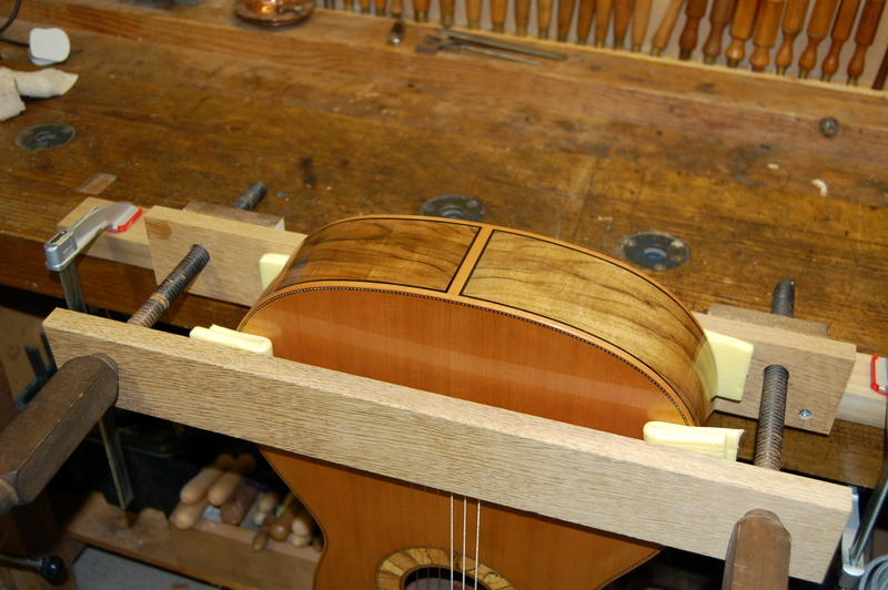 Tools And Jigs Finely Strung