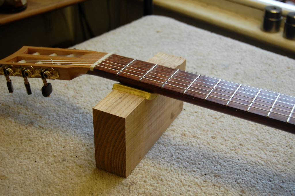 guitar bench rest plans